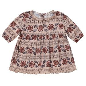 CARAMEL • Artemis Taupe Brown Dress